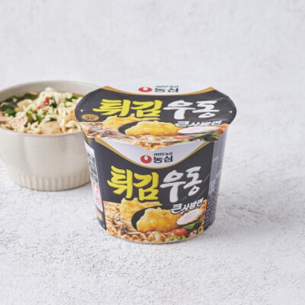 농심 튀김우동 큰사발 (111G) 상품이미지
