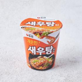 농심 새우탕 컵면 (67G)