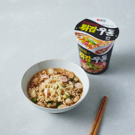 농심 튀김우동 컵 (62G)