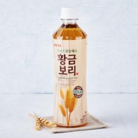 롯데 황금보리 (500ML)