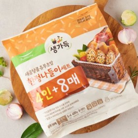 풀무원 새콤달콤 유부초밥 한정나들이 4-5인 (400G)