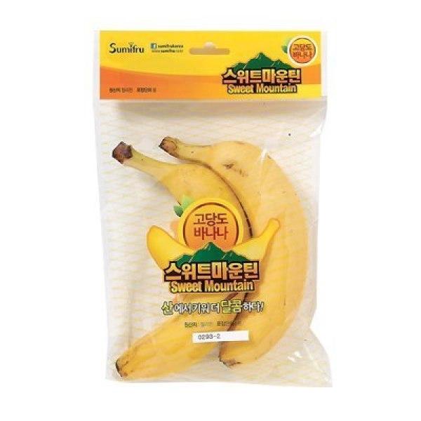 스위트마운틴 바나나2입(봉) 상품이미지