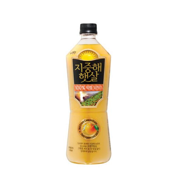웅진 자연은 지중해햇살 오렌지 1L 상품이미지
