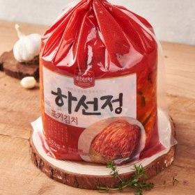 CJ 하선정 포기김치 3.5KG