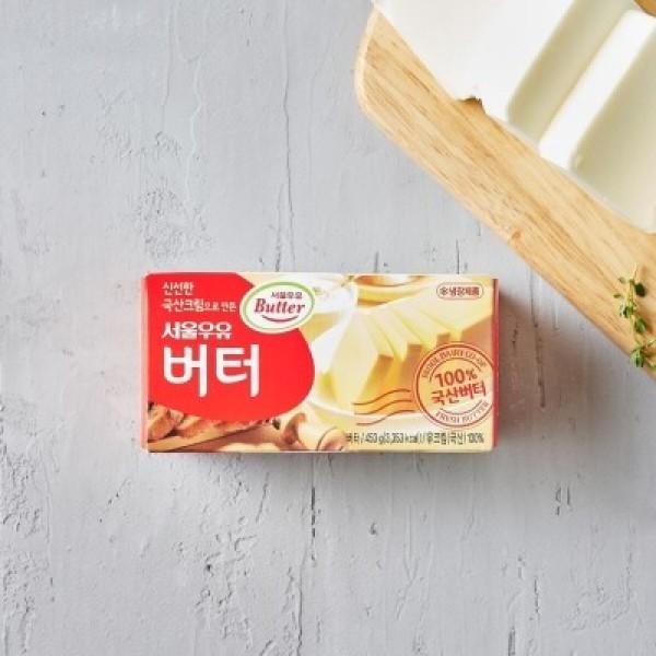 서울 버터(무염)450G 상품이미지