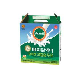 정식품 베지밀A 고칼슘 190ML 16