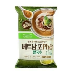 풀무원 베트남 포(Pho) 쌀국수 2인/317G