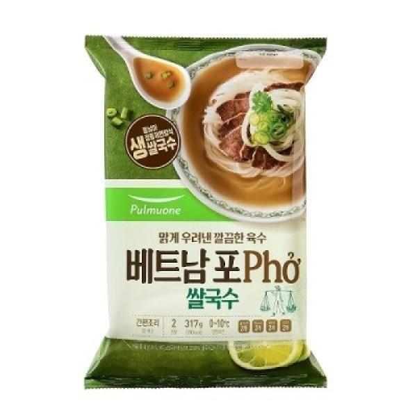 풀무원 베트남 포(Pho) 쌀국수 2인/317G 상품이미지