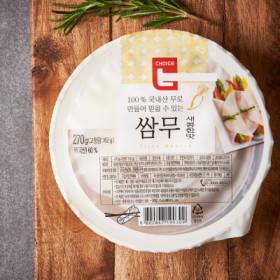 초L) 쌈무 새콤한맛 270G