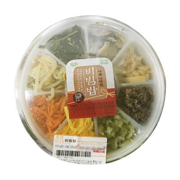 푸드)비빔밥 상품이미지