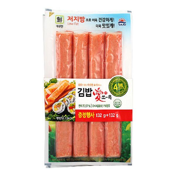 대림 김밥애쏘옥 132G 2 상품이미지
