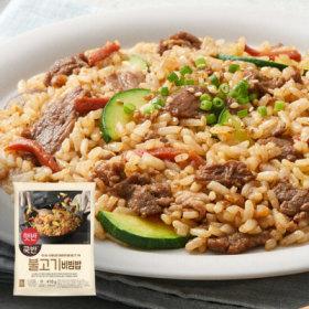 CJ 비비고 불고기 비빔밥 403G