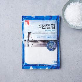 초L 국산천일염 1KG