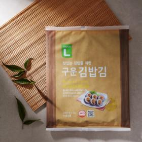 초이스엘프레시))구운김밥김10매