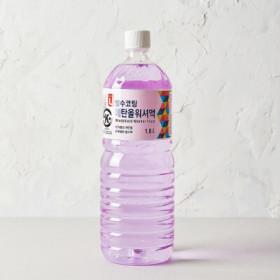 초L) 에탄올 발수코팅 워셔액 1.8L
