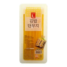 초L)김밥단무지 350G