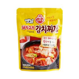 오뚜기 돼지고기김치찌개 480G
