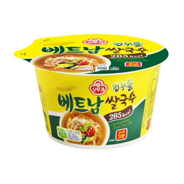 오뚜기 컵누들 베트남쌀국수 88.5G 상품이미지