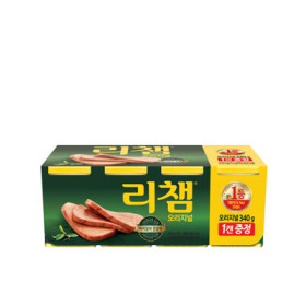 동원 리챔 340G 3+1기획