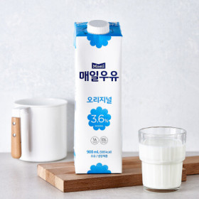 매일)우유(오리지널)900ML