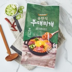 요리하다 송탄식부대찌개 705G