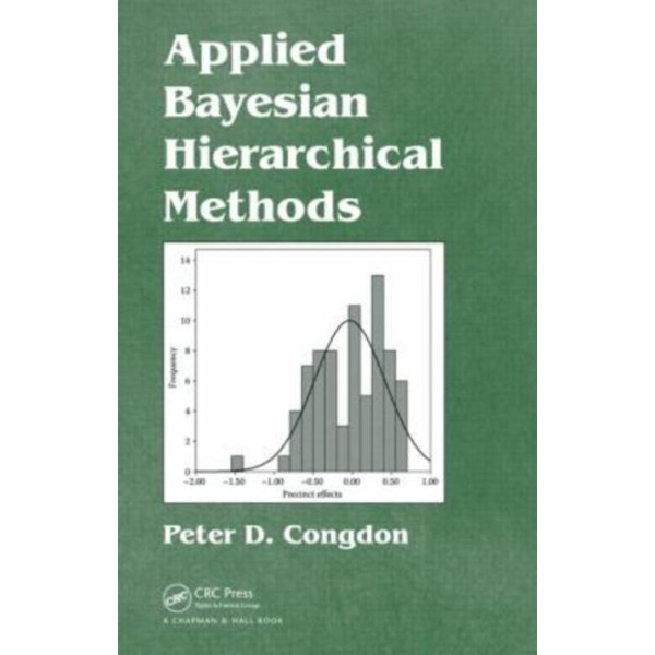 Applied Bayesian Hierarchical Methods 상품이미지