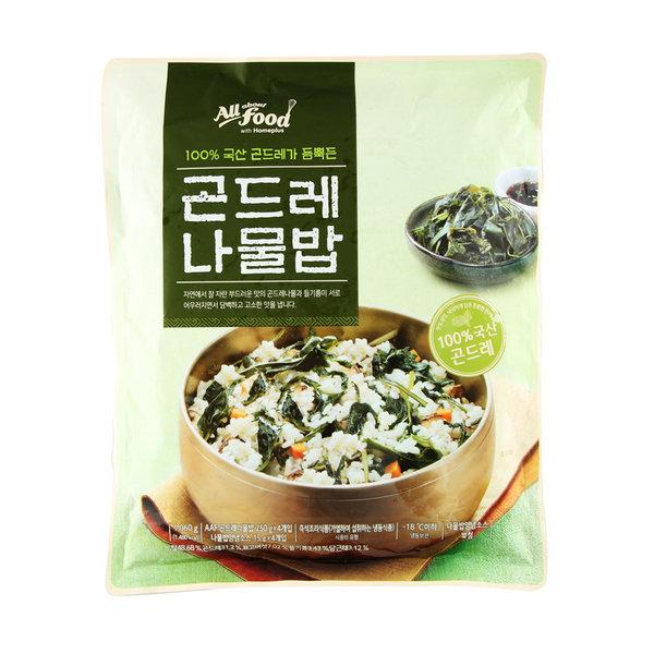 AAF 곤드레나물밥 1060g 상품이미지