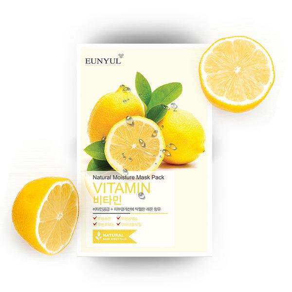 마스크팩/1일1팩/은율 마스크팩/ 비타민 마스크팩 30매 상품이미지