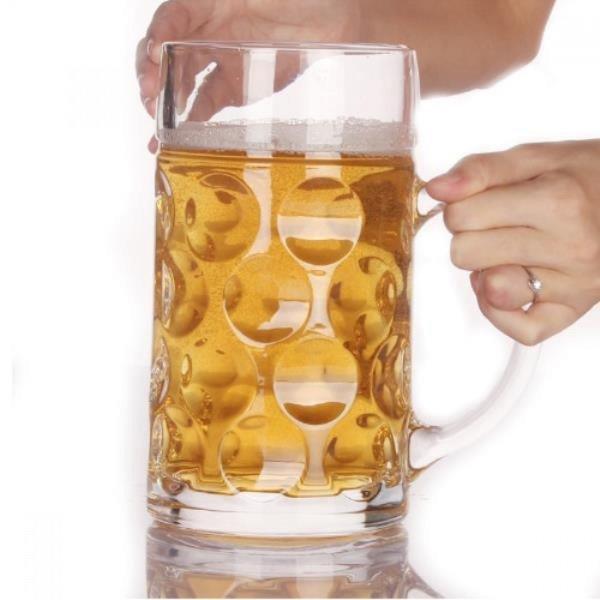 스타우트 기본형 맥주잔 1개 상품이미지