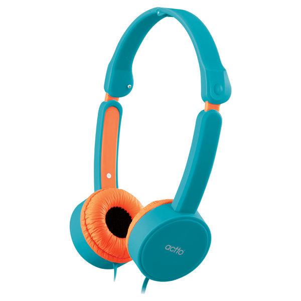 어린이 청력보호 헤드폰 BKS-76 (그린) 파우치 포함 상품이미지