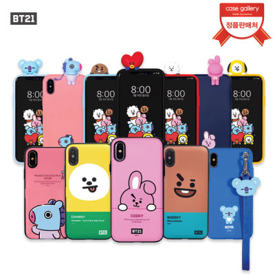 BT21 Cellphone case iPhone XS XR XS MAX Note9
