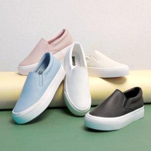 [에스앤알디]신발 운동화 스니커즈 슬립온 단화 캐주얼화 SN184