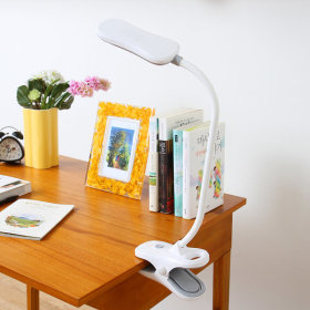 테니 땅콩 LED스탠드 집게등/독서등/클립/침대/스텐드