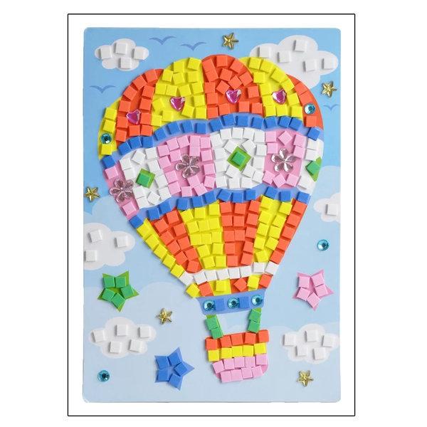 EVA 모자이크 아트 기구 스티커 퍼즐 상품이미지
