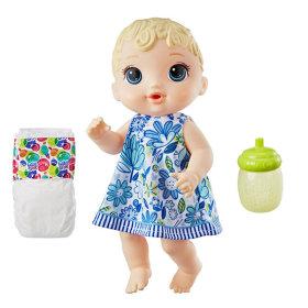 베이비얼라이브 물먹는 아기인형 애착인형 선물