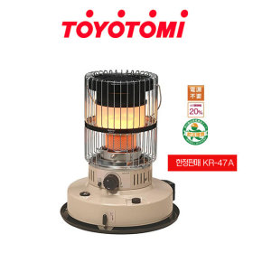TOYOTOMI 도요토미 KR-47A 석유 스토브