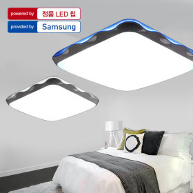 LED방등/조명/등기구 물결 민무늬 방등 60W (LG칩)