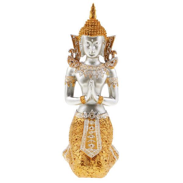 절묘한 태국 부처님 동상 입상 풍수 장식품 공예품 상품이미지