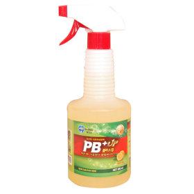 PB1 플러스 업 용기형(피비원)650ml(다목적세정제)