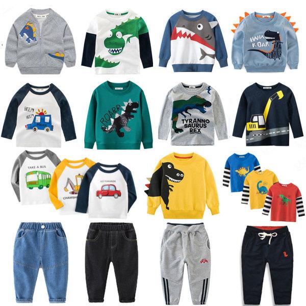 아동복 유아복  신상 완소 공룡 자동차 티셔츠 모음 상품이미지