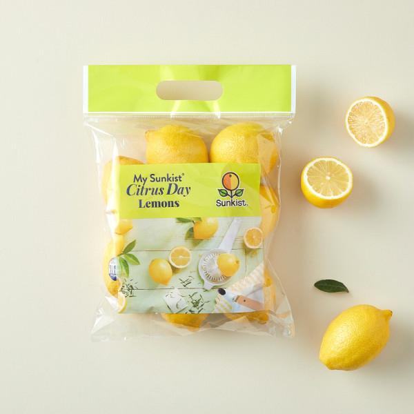 썬키스트 레몬(봉) 7~10입 상품이미지