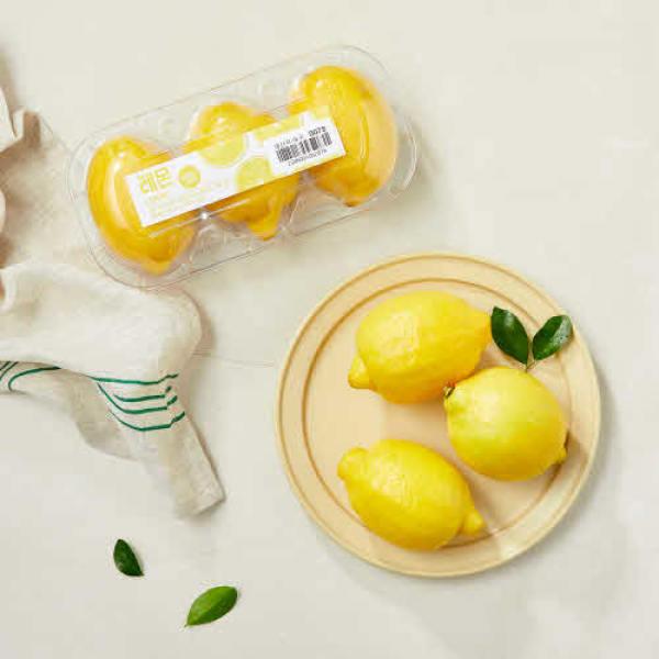 미국) 레몬(3입/팩) 상품이미지