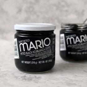 마리오 블랙올리브 310g