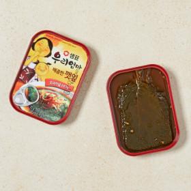 샘표 반찬 매콤 깻잎 70G