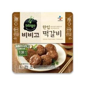 CJ)비비고한입떡갈비140G(냉장)