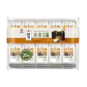 비비고 토종김들기름 4G 12EA