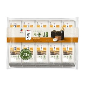 비비고 토종김들기름 4G*12EA