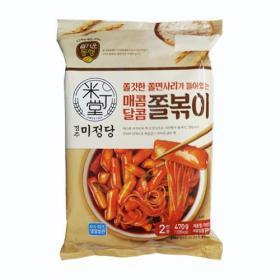 미정당 매콤달콤 쫄볶이 470g
