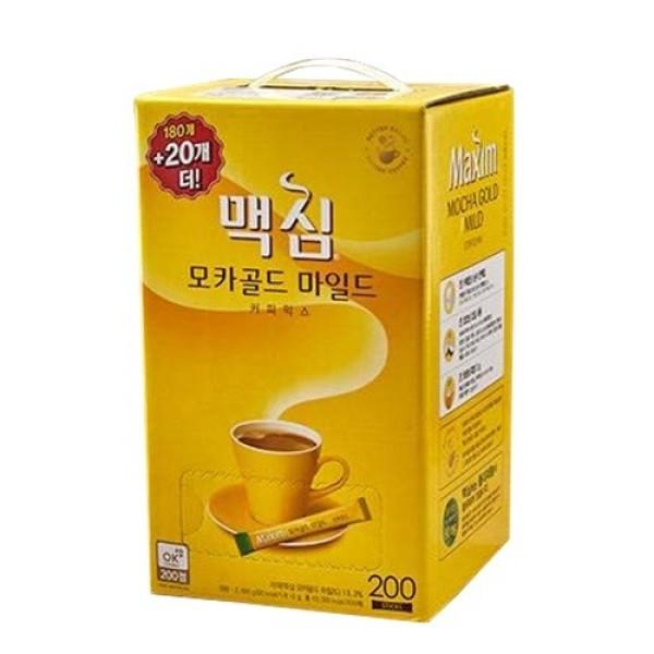 맥심 모카골드 커피믹스 180T+20T 상품이미지
