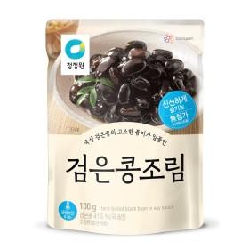 종가집 검은콩조림 100G